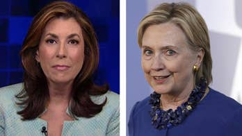 Columnist and radio host Tammy Bruce on Hillary Clinton complaining about the U.S. electoral system in a recent trip to the U.K. #Tucker