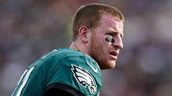 Philadelphia Eagles quarterback stops by 'Fox & Friends' to discuss his new book 'Believe It: My Journey of Success, Failure, and Overcoming the Odds.'