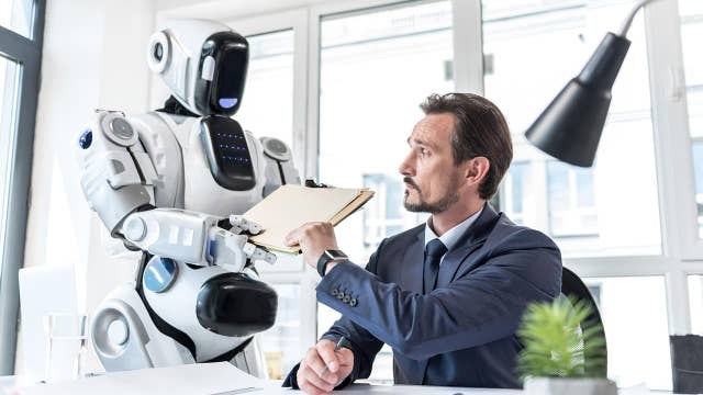 Would you trust orders from a robot at work?