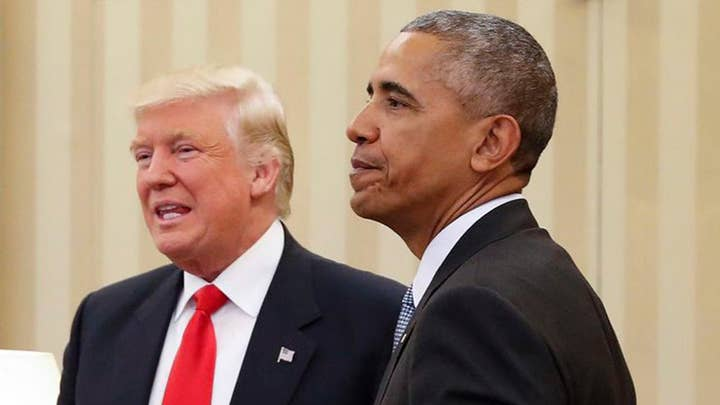 How similar is Trump's immigration agenda to Obama's?