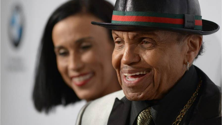 Joe Jackson patriarch of the Jackson family music group is dead at 89.