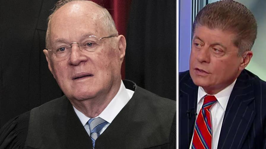 Fox News senior judicial analyst Judge Andrew Napolitano weighs in on news Justice Kennedy plans to retire.