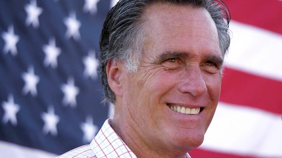 Mitt Romney wins Utah Republican Senate primary