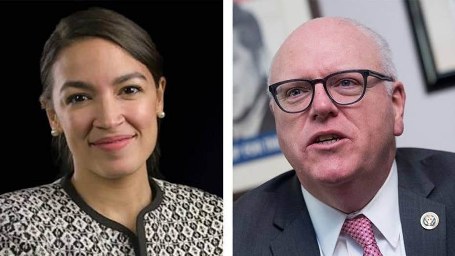 Rep. Joe Crowley upset by 28-year-old socialist