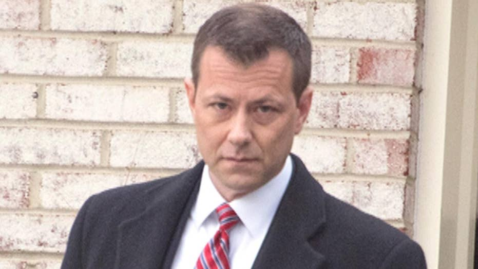 Strzok to appear before House committees in closed session