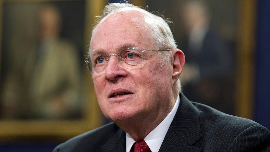 Justice Kennedy announces plan to retire