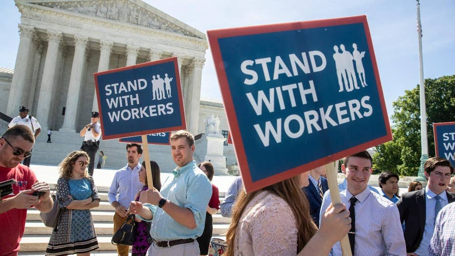 Napolitano: SCOTUS hits hard against public-sector unions