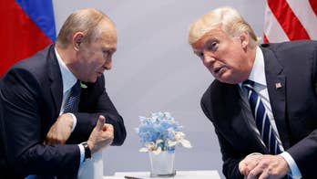 World leaders to hold high-profile talks in Helsinki; John Roberts reports from the White House.