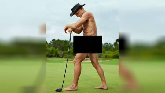 Greg Norman bares all in ESPN's 2018 Body Issue