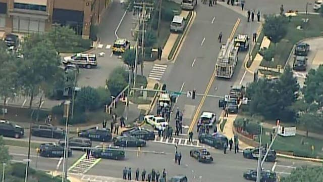 Multiple fatalities at Capital Gazette newsroom in Annapolis