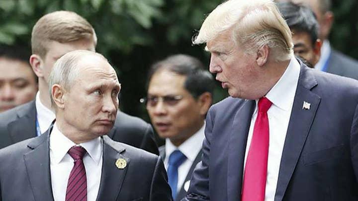 Trump-Putin summit comes amid Mueller probe