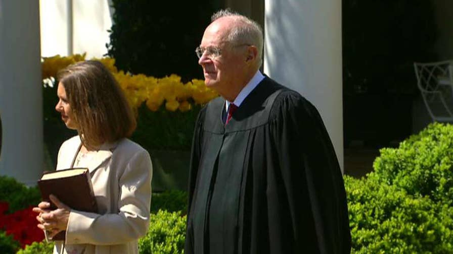 Washington Times reporter Alex Swoyer on what Justice Kennedy's retirement could mean for the Supreme Court.