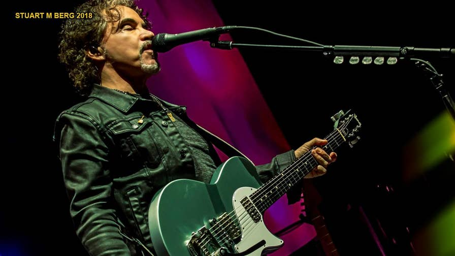 John Oates and Daryl Hall became a household name in the early 1970s and nearly four decades after their rise to fame, the dynamic duo is still rocking out to their greatest hits and are back on tour.