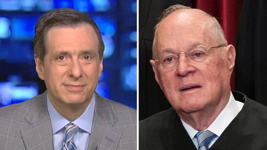 'MediaBuzz' host Howard Kurtz weighs in on the immediate partisan battle over the vacant Supreme Court seat left by Justice Kennedy.