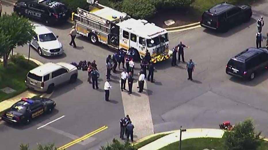 Sheriff: Multiple fatalities in Annapolis newsroom shooting