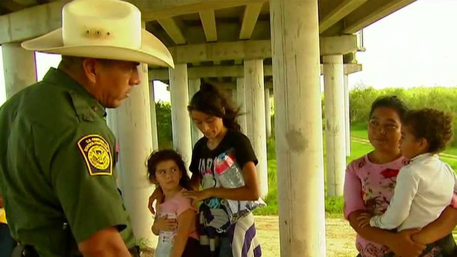 Fox News rides with Border Patrol, protests continue