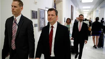 Embattled FBI agent Strzok will testify in public for House Judiciary Committee. Former DOJ whistleblower J. Christian Adams gives his take.