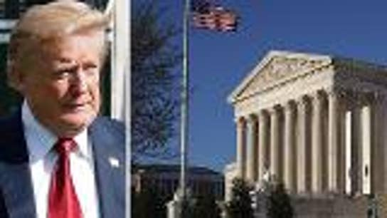 President Trump on Supreme Court candidates, Roe v. Wade