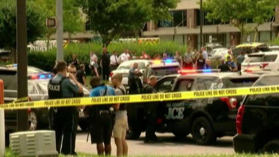 A closer look at the police response to the shooting at the 'Capital Gazette.'