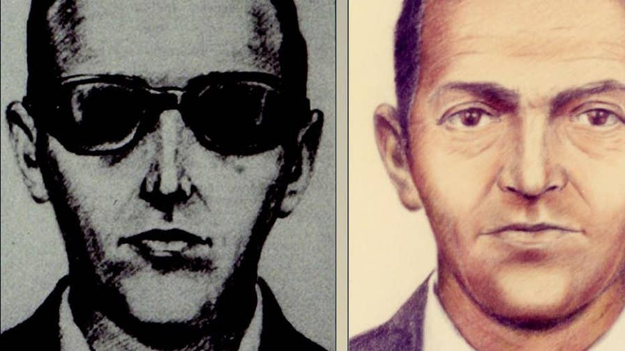 Here's a look at the story of D. B. Cooper, the man who hijacked a flight in 1971, parachuted out and was never heard from again.