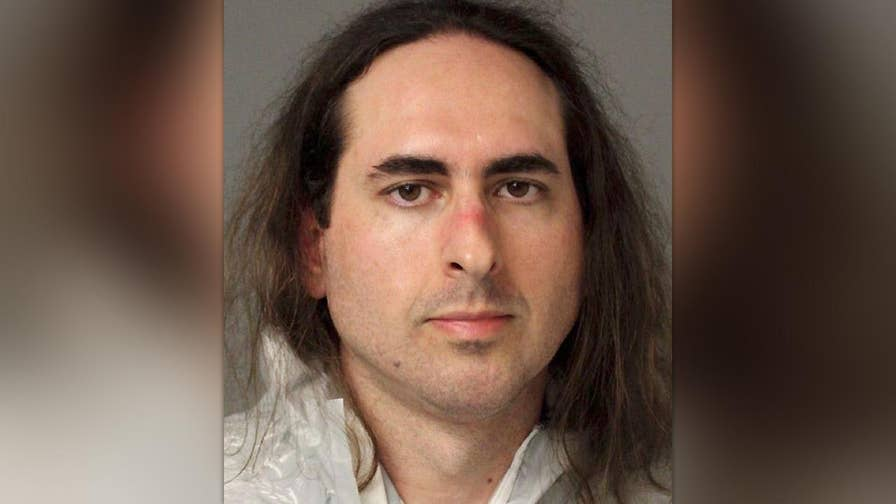 38-year-old Jarrod Ramos charged with five counts of first-degree murder for attack on the Capital Gazette; Lea Gabrielle reports.