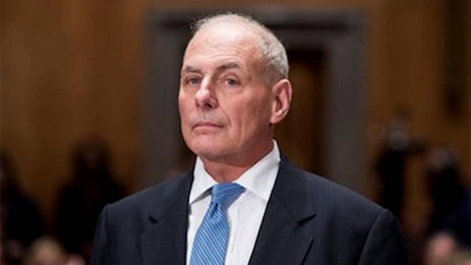 Sources: Gen. John Kelly to leave WH chief of staff role