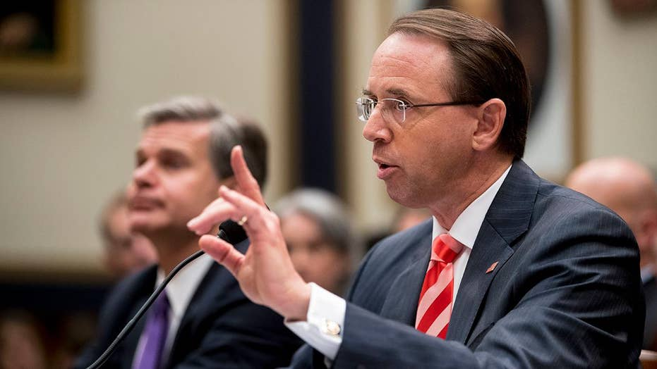 Rosenstein, Wray grilled during Capitol Hill hearing