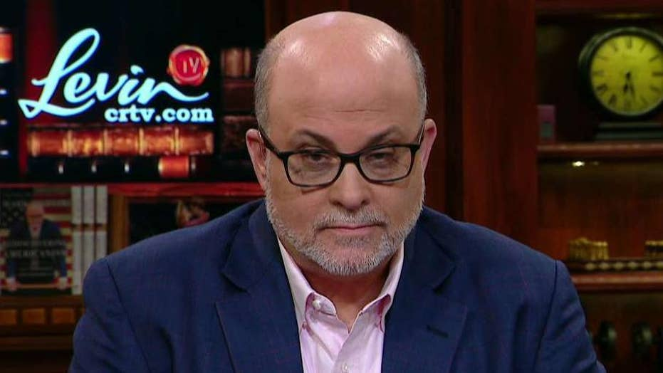 Levin: Left's agenda is incompatible with constitutionalism