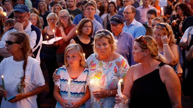 Vigil held for those killed in Capital Gazette shooting