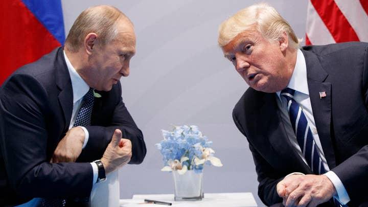 Trump to meet with Putin on July 16