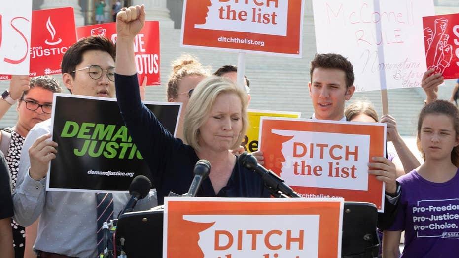 Kirsten Gillibrand's sharp left turn on immigration