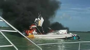 Boat explosion off of Exuma, Bahamas kills an American tourist, injures 9.