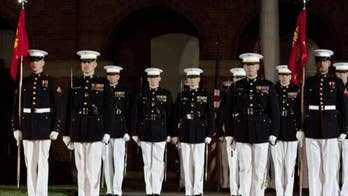 Marine Barracks drill master speaks out on the special meaning of the holiday.