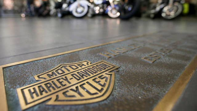 Trump: Harley-Davidson will take big hit for leaving US