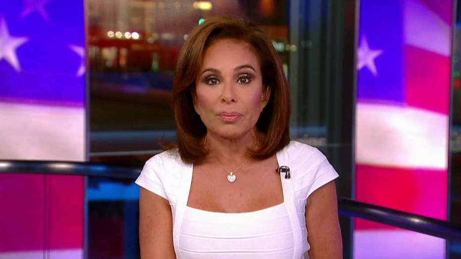Judge Jeanine: The rise of socialism
