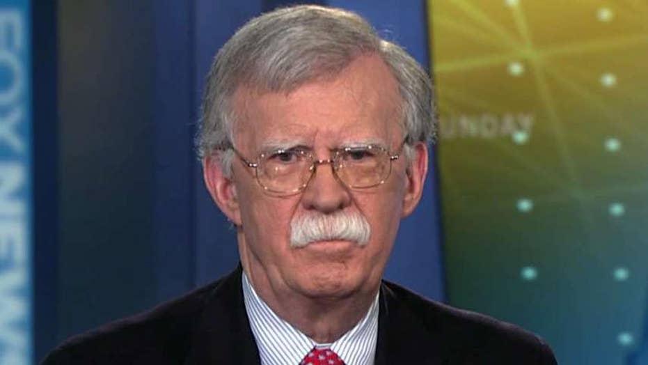 John Bolton previews the Trump-Putin summit