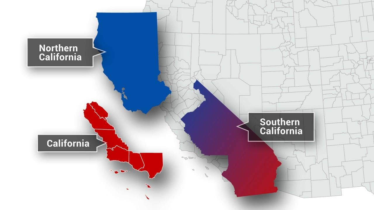 Bid to split California into 3 states gains traction – could it really happen?
