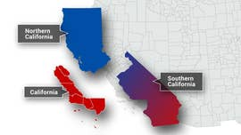 The California Supreme Court on Wednesday blocked a proposal that would split the state into three from the November ballot.