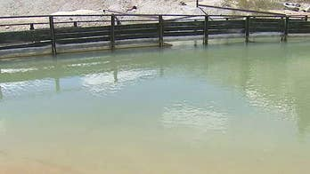 City of Aurora in process of buying cleaned up water to support development; Alicia Acuna reports on the discovery.
