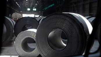 The $12.6 billion in tariffs are in retaliation to the new tariffs imposed on Canadian-made aluminum and steel imported to the U.S.