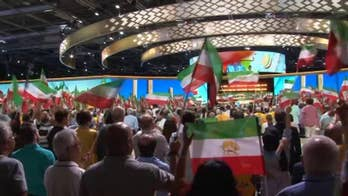 Authorities say the married couple that was planning to bomb that Iranian opposition rally in Paris.