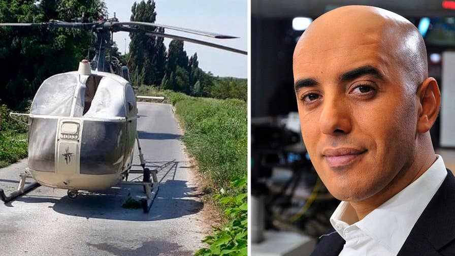 Manhunt underway in France after convicted cop-killer Redoine Faid broke free from a jail south of Paris.