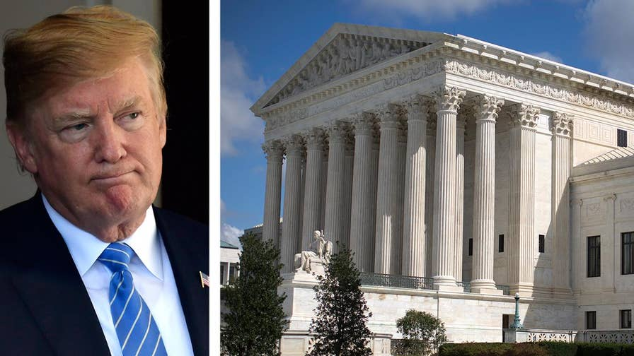 Abortion takes center stage in the Supreme Court showdown. Judge Napolitano provides insight on 'The Story.'