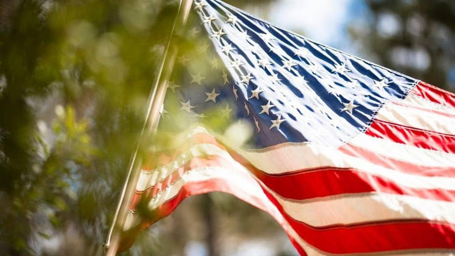 Texas city to fly 40,000 flags on Independence Day