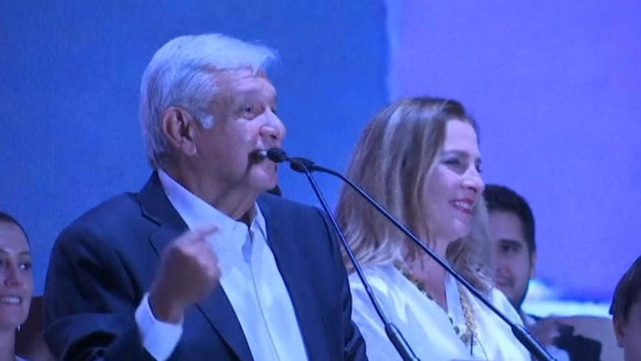 Who is Mexico's President-elect Andres Manuel Lopez Obrador?