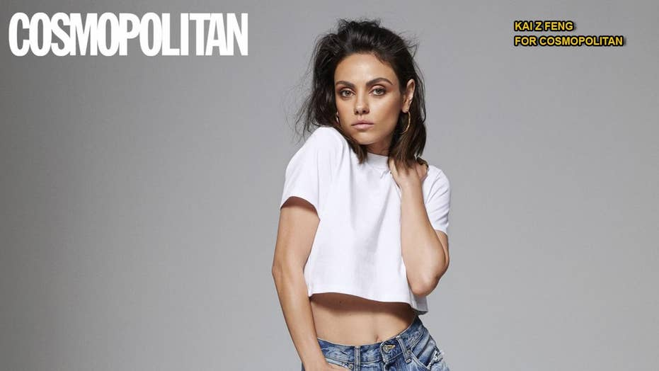 Mila Kunis: Divorce, pregnancy rumors are 'upsetting'