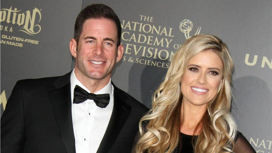 395195c480dbe7 Flip or Flop  stars Christina and Tarek El Moussa start filming ...