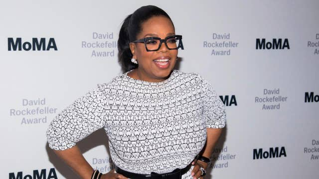 Oprah Winfrey rules out 2020 presidential run: 'It would kill me'