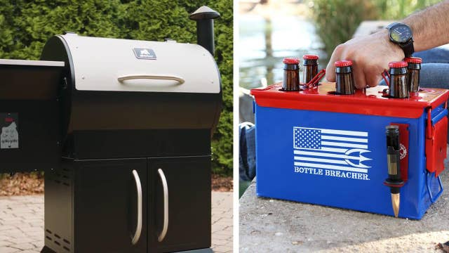 Top patriotic BBQ gear for July 4th