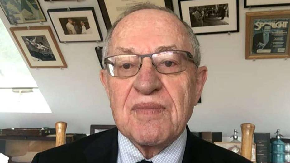 Dershowitz on SCOTUS: Trump can win with 'true conservative'